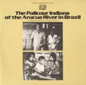 Palicour Indians of the Arucua River in Brazil
