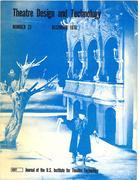 Theatre Design & Technology, No. 22, December, 1970, Theatre Design & Technology, no. 23, December, 1970