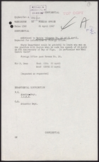 Confidential Cypher from Havana to Foreign Office, April 24, 1967