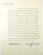 Labor Agreement between John T. Lassiter, Director, Mision Tecnica Orense, & Jorge E. Salazar, Presidente, Confederacion Obrera Machala, July 13, 1943