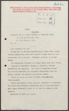 Decypher from Sir J. Jordan to United Kingdom Foreign Office re: Chinese Situation Most Obscure, February 16, 1916