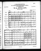 3 Menuette, K. 363