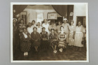 Christmas Party, 1952 (Ruth Hill and the Mother's Club, Monrovia, Liberia)