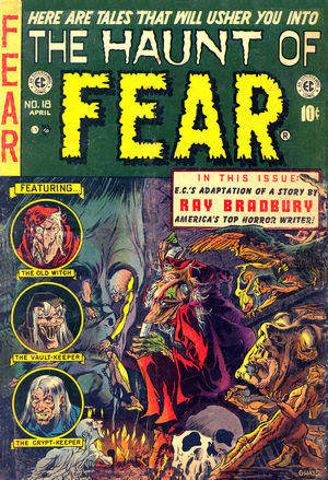 Haunt of Fear no. 18