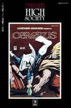 Cerebus: High Society, no. 14