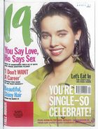 19, April 1991