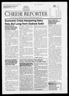 Cheese Reporter, Vol. 133, No. 22, Friday, November 28, 2008