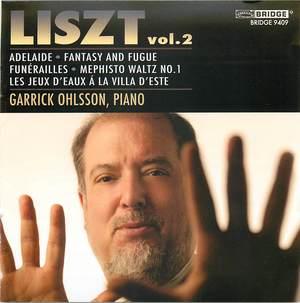 Franz Lizst, Vol. 2
