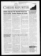 Cheese Reporter, Vol. 125, No. 46, Friday, June 1, 2001