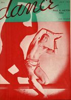 Dance (Magazine), Vol. 2, no. 4, July, 1937, Dance, Vol. 2, no. 4, July, 1937