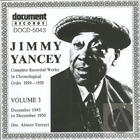 Jimmy Yancey: Complete Recorded Works in Chronological Order, Vol.3