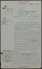 Draft of Letter from Julian Amery to Nigel Fisher, August 19, 1959
