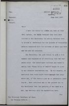 Copy of Letter from Captain James Boyle, Madeira, to Principal Secretary of State for Foreign Affairs, re: Outbreak of Smallpox in Madeira, June 24, 1907