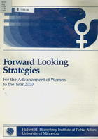 Forward Looking Strategies for the Advancement of Women to the Year 2000
