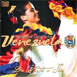 Traditional Songs from Venezuela  Album Art