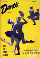 Dance Magazine, Vol. 24, no. 2, February, 1950