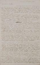 Letter from William Leslie to Walter Leslie, September 13, 1838