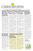 Cheese Reporter, Vol. 138, No. 5, Friday, July 26, 2013