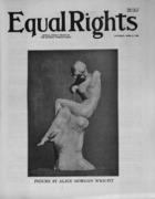 Equal Rights, Vol. 01, no. 14, May 21, 1923