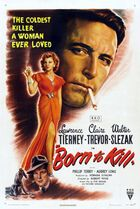 Born to Kill (1947): Shooting script