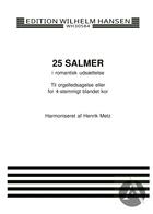 25 Salmer I Romantisk Udsættelse