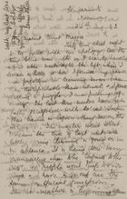 Letter from Jessie Love to Maggie Jack, August 24, 1893