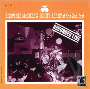 Brownie McGhee & Sonny Terry at the 2nd Fret