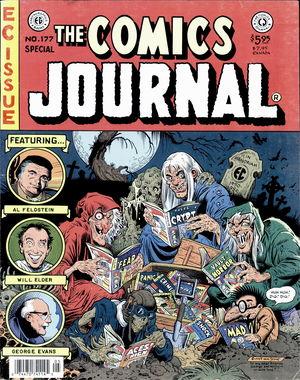 The Comics Journal, no. 177