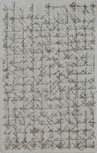 Letter from Emmeline MacArthur Leslie to Jane Davidson Leslie, September, 1847
