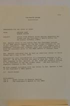 Letter from  Senator Arlen Specter Regarding War Crimes and the President's  Speech before the UN General Assembly (UNGA)