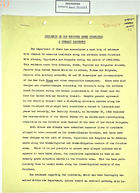 Summary Statement re: Incidents on Northern Greek Frontiers, December 9, 1946