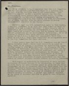 Memo from G. M. Aves to Mr. Wilkinson re: Moving Unaccompanied Coloured Children to the USA, December 31, 1946