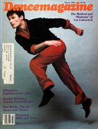 Dance Magazine, Vol. 55, no. 3, March, 1981