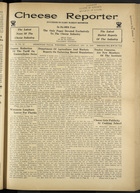 Cheese Reporter, Vol. 59, no. 15, December 15, 1934