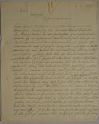 Magnus Hirschfeld Scrapbook: Letter, January 9, 1927
