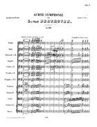 Achte Symphonie, Op. 93, F Major