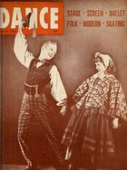 Dance Magazine, Vol. 19, no. 8, August, 1945