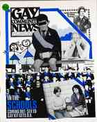 Gay Community News: Volume 3, Number 5, July 1981