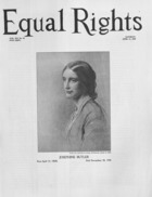 Equal Rights, Vol. 14, no. 10, April 14, 1928