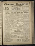 Cheese Reporter, Vol. 55, no. 19, Saturday, January 17, 1931