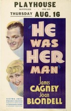 He Was Her Man (1934): Shooting script
