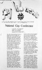 Gay Lib News no. 15, December 1973