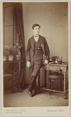 Carte de visite of Henry F. Penn