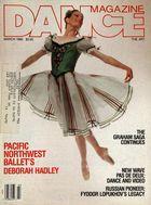 Dance Magazine, Vol. 63, no. 3, March, 1989
