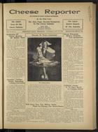 Cheese Reporter, Vol. 61, no. 6, October 10, 1936