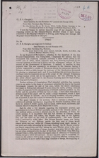 Copy of Despatch re: Events on the Chinese-Tibetan Frontier; Translation of Secret Memo re: Reorganization of Chinese Military Position on the Border; Copy of Despatch from Eric Teichman to Sir John Jordan re: Situation in Frontier Territory after Change of Commissioners, Autumn 1917