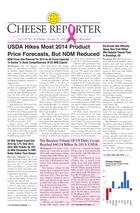 Cheese Reporter, Vol. 139, No. 16, Friday, October 10, 2014