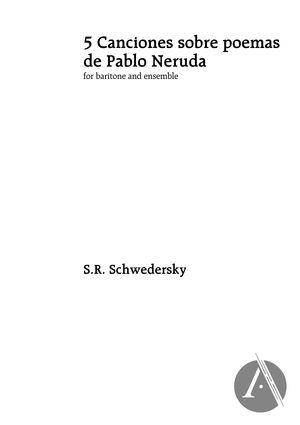5 Canciones Sobra Poemas De Pablo Neruda Alexander Street