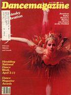 Dance Magazine, Vol. 55, no. 4, April, 1981