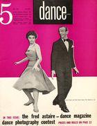 Dance Magazine, Vol. 29, no. 5, May, 1955